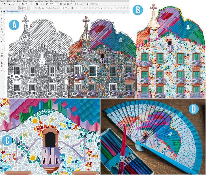 Proceso creativo Casa Batlló