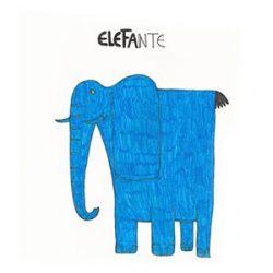 Dibujo del elefante