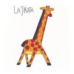 Dibujo de la jirafa