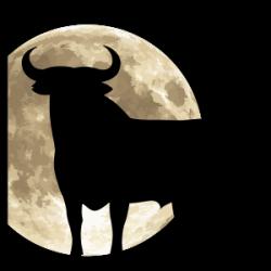 Toro y la luna