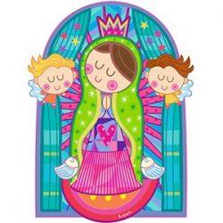 Virgen modelo 1