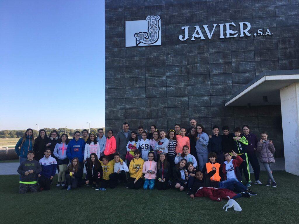 Escolares en Javier 2019